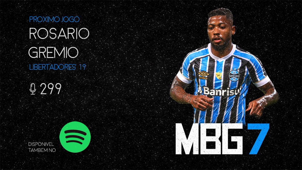 Mesa de Bar do Grêmio #299