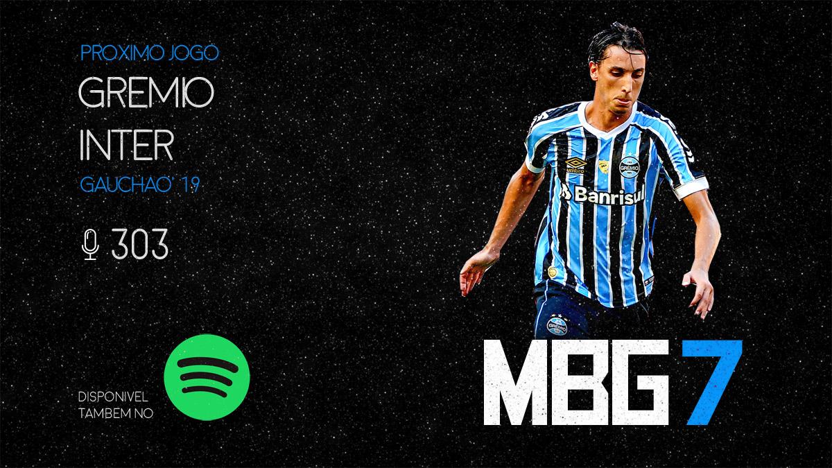 Mesa de Bar do Grêmio #303