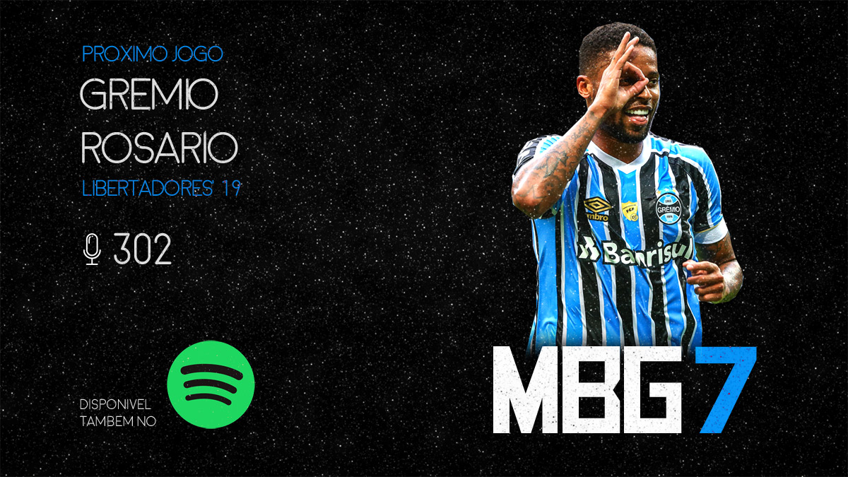 Mesa de Bar do Grêmio #302