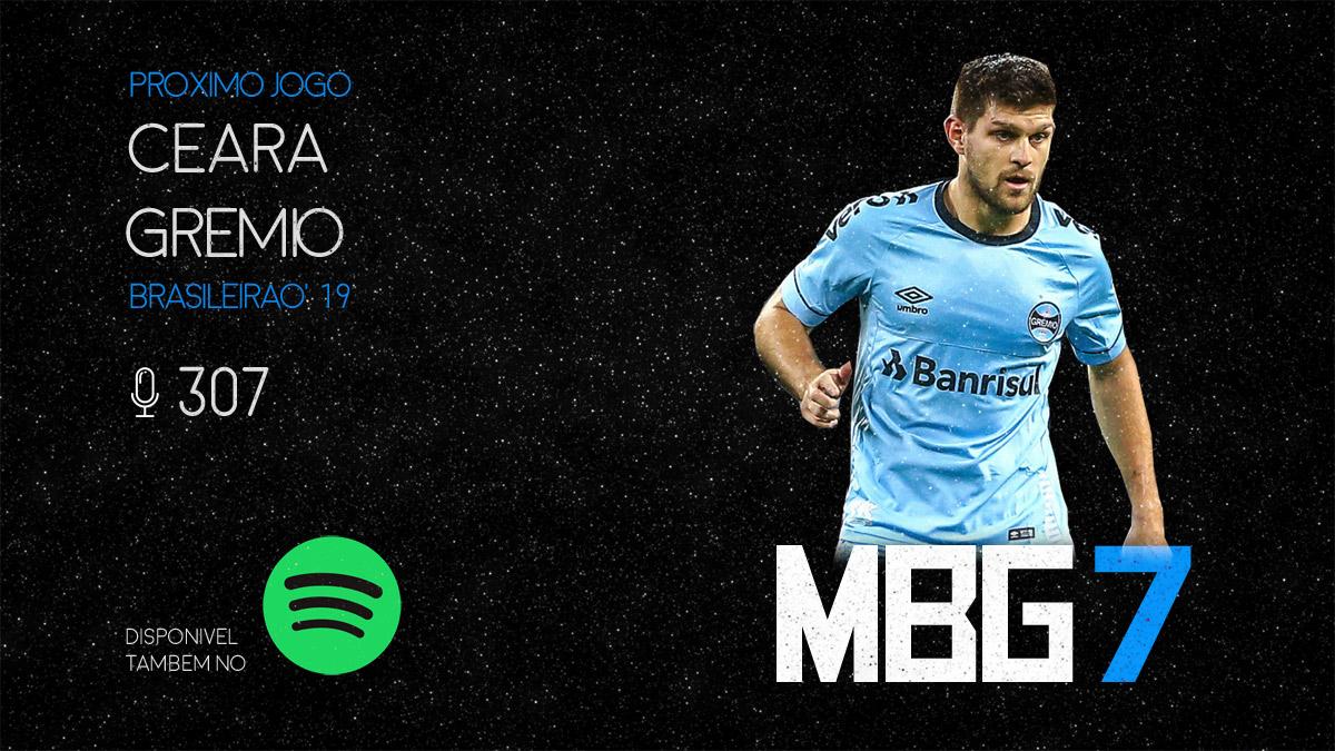 Mesa de Bar do Grêmio #307