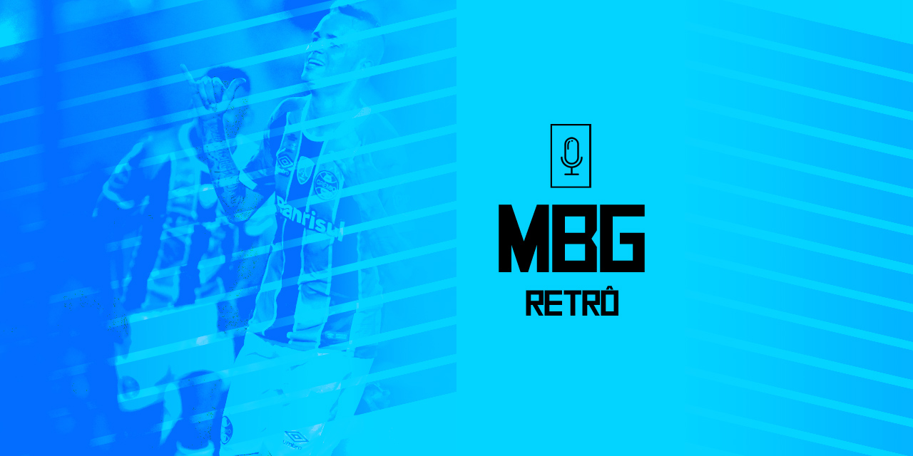 MBG Retrô – #256 Tri da Libertadores