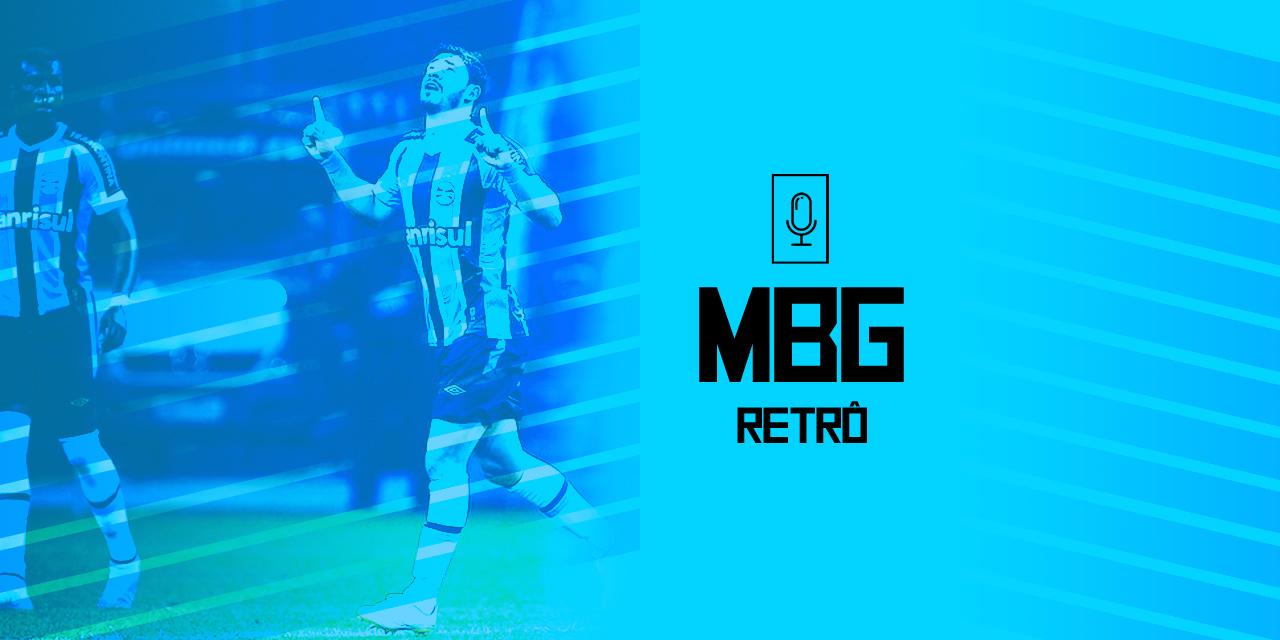 MBG Retrô – #159 Grêmio 5 x 0 Inter
