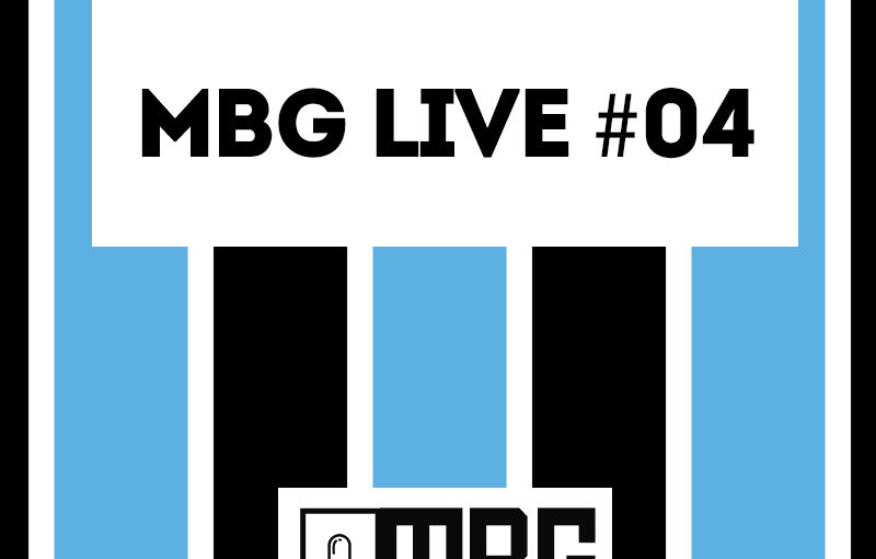 MBG Live #04 – Botafogo 2 x 5 Grêmio