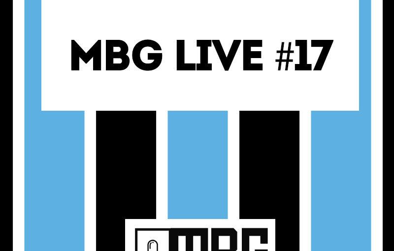MBG Live #17 – Rebaixamento e Copa do Brasil