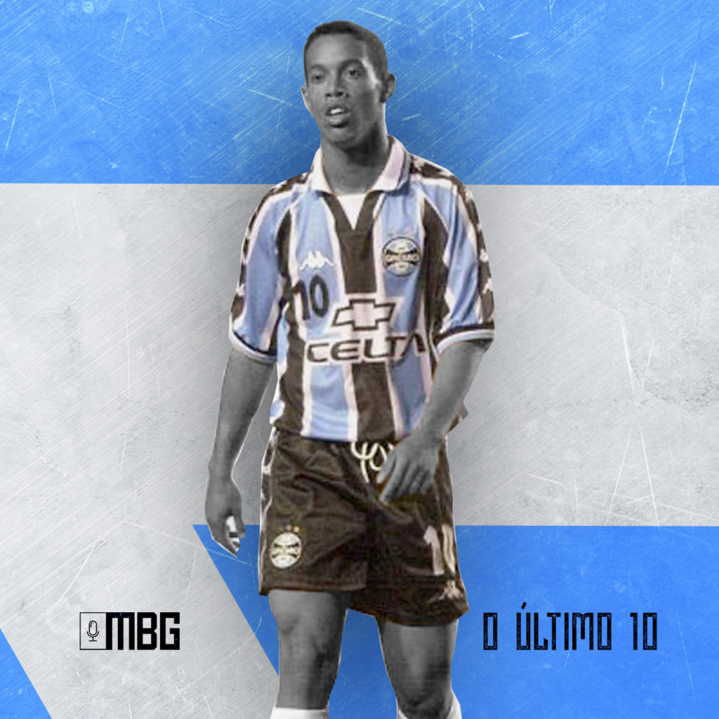 O último 10 - Ronaldinho Gaúcho