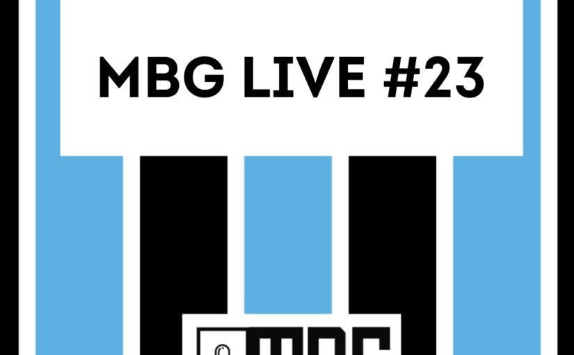 MBG Live #23 - Grêmio vence o Flamengo no Brasileirão
