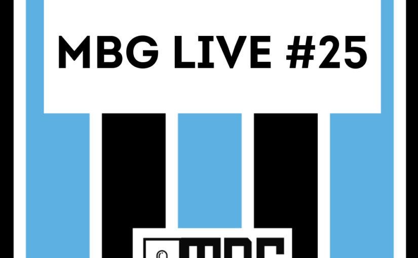 MBG Live #25 – Derrota, Douglas Costa e Grêmio no ZR